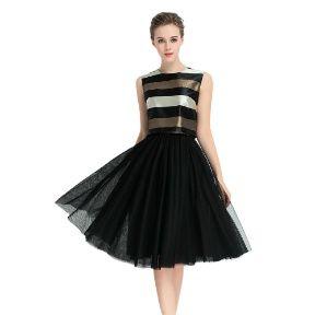 Black Cocktail Dress (Hong Kong)