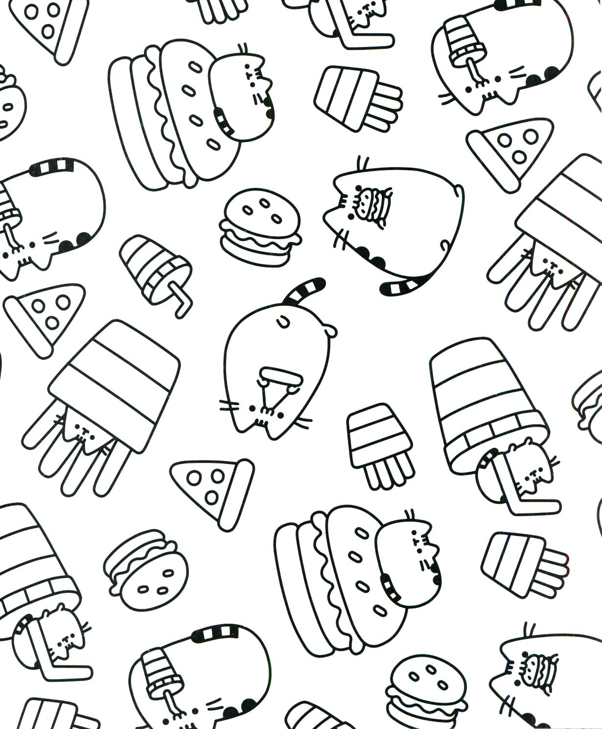 Pusheen Coloring Book Pusheen Pusheen The Cat Unicorn Coloring Pages Coloring Pages Pusheen Coloring Pages