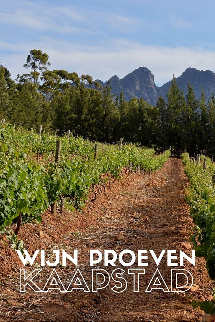 Als je naar Zuid-Afrika gaat, moet je beslist wijn proeven. En als je in Kaapstad bent is dat echt heel eenvoudig! Dan pak je gewoon de bus (of een taxi) naar Groot Constantia. Bekijk alles over wijn proeven vanuit Kaapstad   Mooistestedentrips.nl