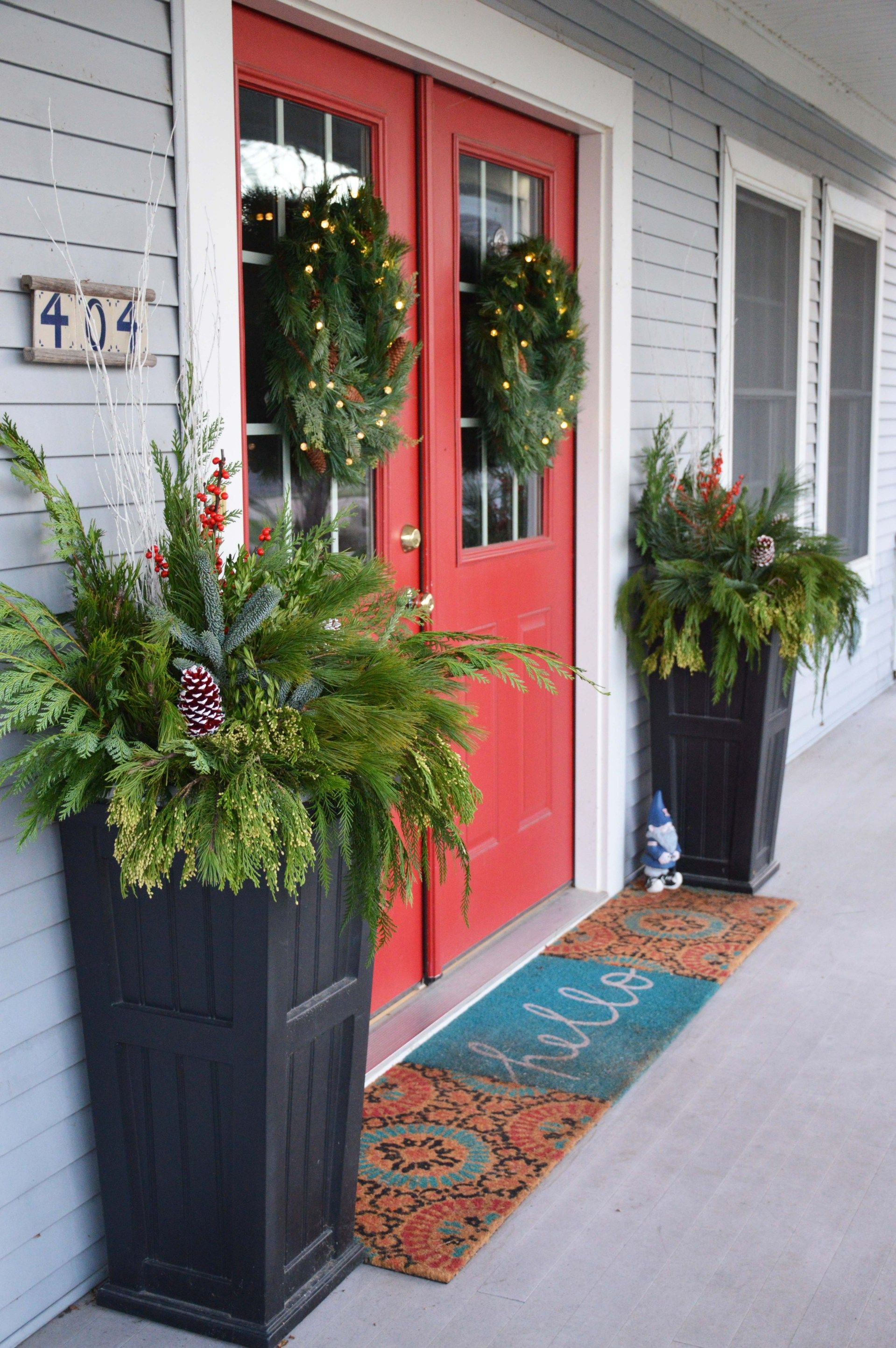 concept planter full planters decor with size based uk home tag ideas idea front fall articles natural of door