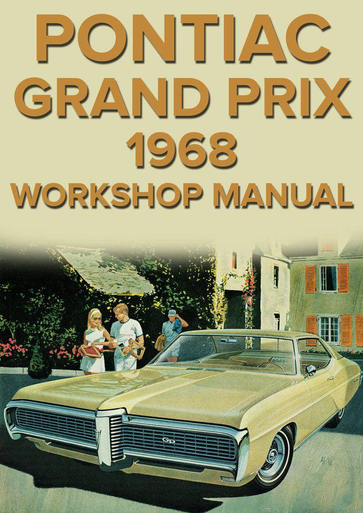 pontiac workshop manuals