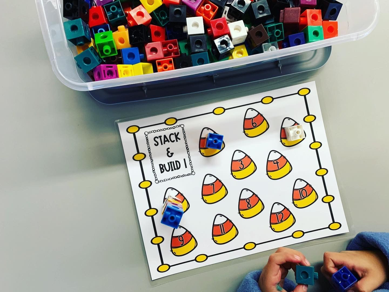 Candy Corn Fall Halloween Math Amp Literacy Activities