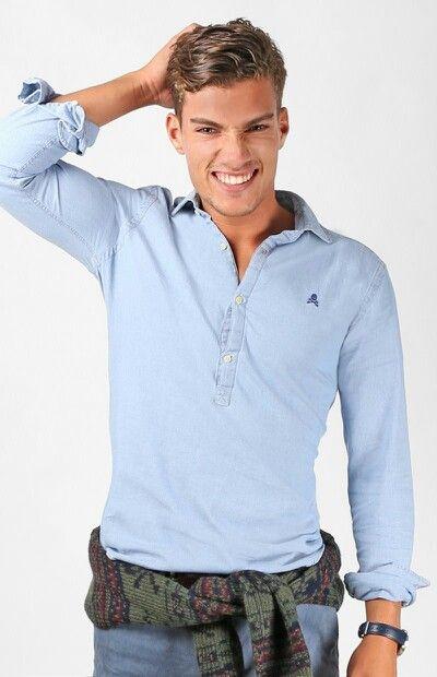 precio competitivo 828c0 a753a Polera scalpers   ropa y zapatillas   Camisas, Ropa y ...