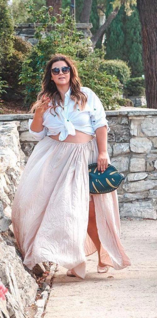 ed502b9de Plus Size Dresses Online | Cute Plus Size Shirts | Outsize Ladies Clothing  20190417