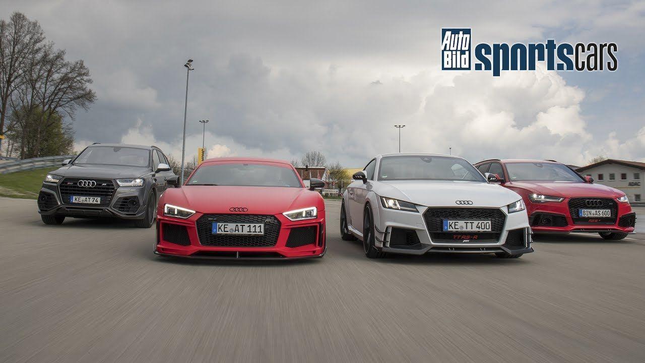 Faszination ABT: Wir besuchen den Audi-Tuner in Kempten! - AUTO BILD ...