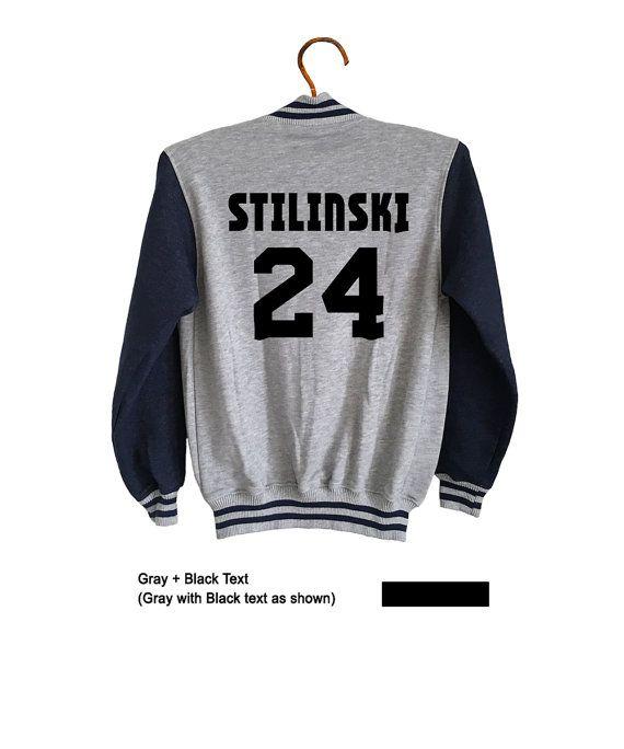 Stiles Stilinski 24 Sweatshirt Teen Wolf Shirt Beacon Hills Lacrosse Jacket  Varsity Unisex T Shirt Womens 9e2de05ec