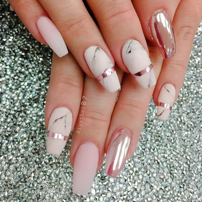 Magnificent Ballerina Nail Shape Designs. Ongles En GelOngles