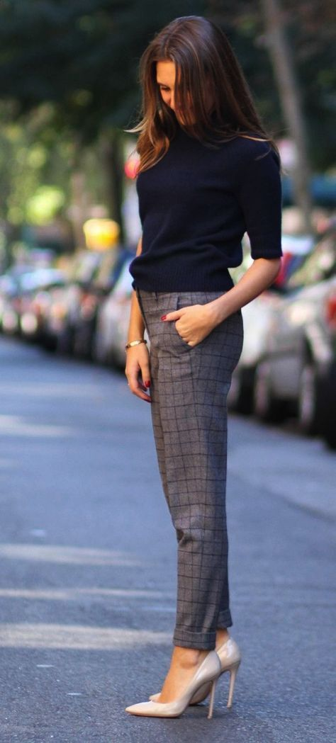 35 Trending Fall Business Attires for Women 2018