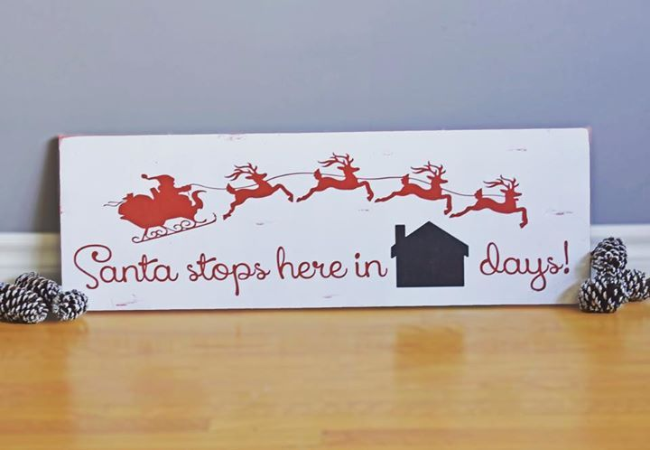 September Contest winner of the Santa Stops Here Sign is......  Katelyn Cossar!! Katelyn- please PM us by Monday night at 9pm to claim your prize. If anyone knows the winner please tag her on this post! Congrats! And thanks to all who played!