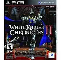 White Knight Chronicles 2 Ps3 Playstation Ps3 Games Knight