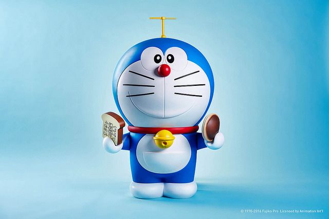 超大尺寸 哆啦A夢「Doraemon Mega」溫馨現身! | 玩具人Toy People News