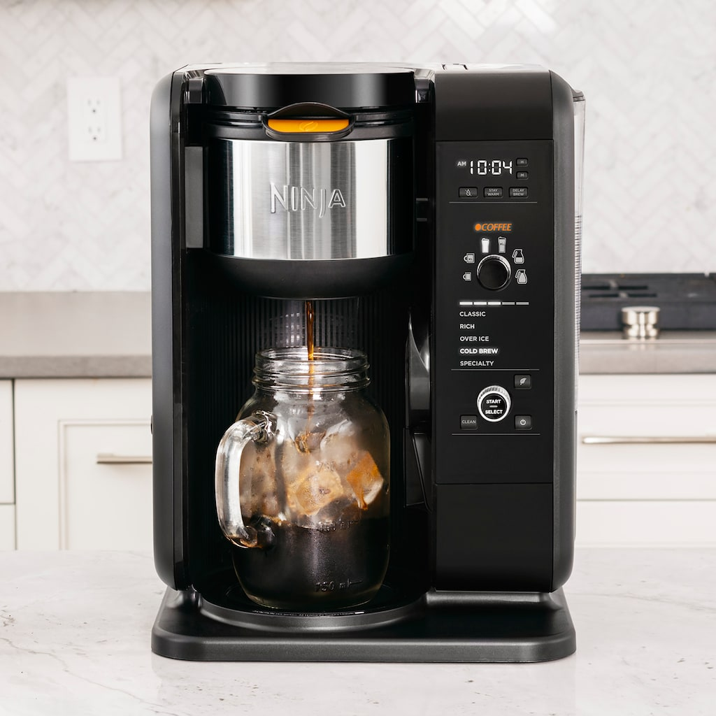 Ninja Hot and Cold Brewed System with Thermal Carafe CP307 ...