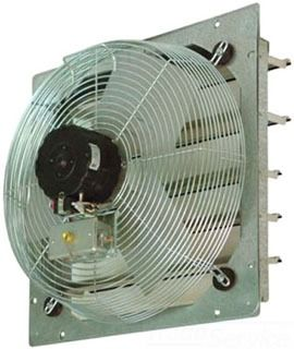 TPI CE10DS 10IN DIR DRV EXHST FAN | Gordon Electric Supply, Inc.