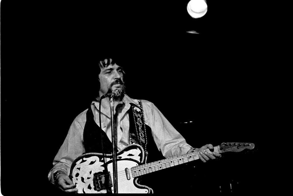 Watch Waylon Jennings Sing Are You Sure Hank Done It This Way