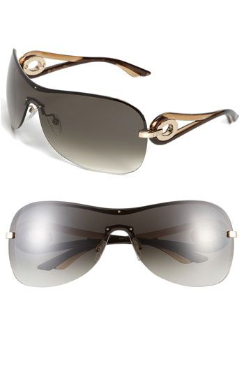 edab13520b Dior  Volute 3  Shield Sunglasses