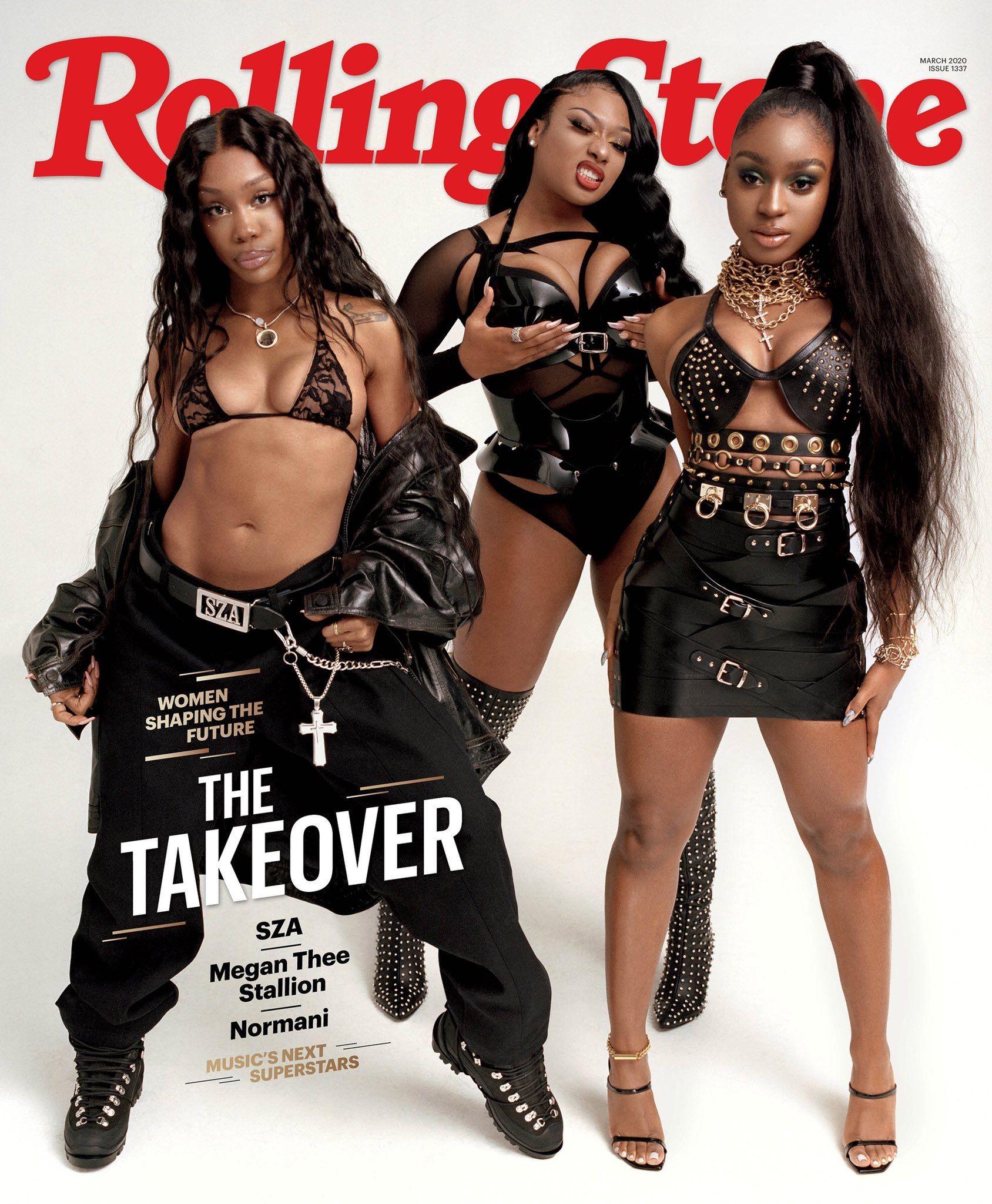 Pin By Regentcouture On Inspiratipn In 2020 Black Girl Aesthetic Black Magazine Female Rappers