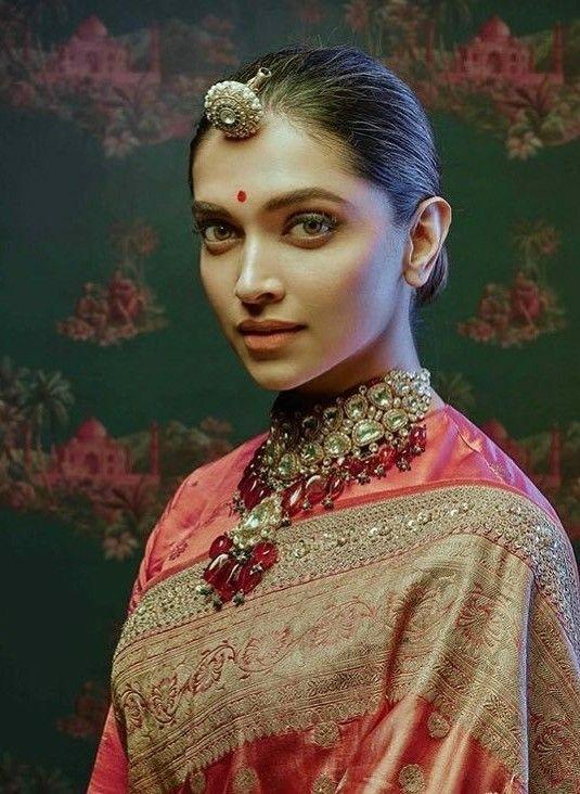 Deepika Padukone (With images) | Latest bridal lehenga ...