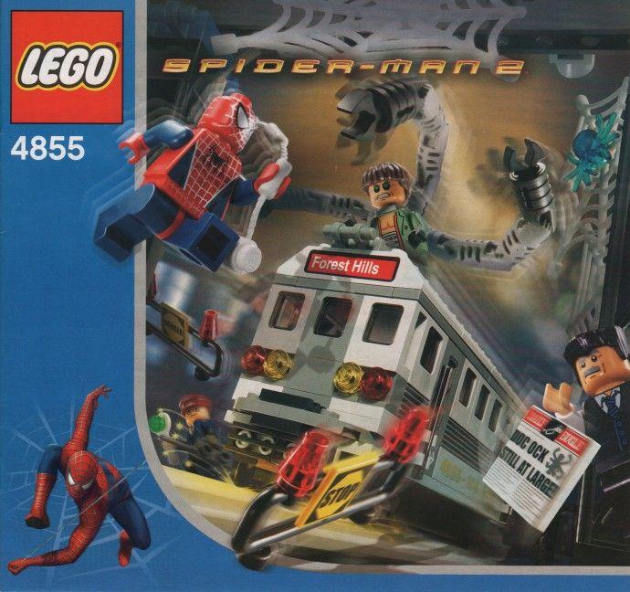 Lego Spiderman Octopus 2009 Sok Pa Google Juguetes