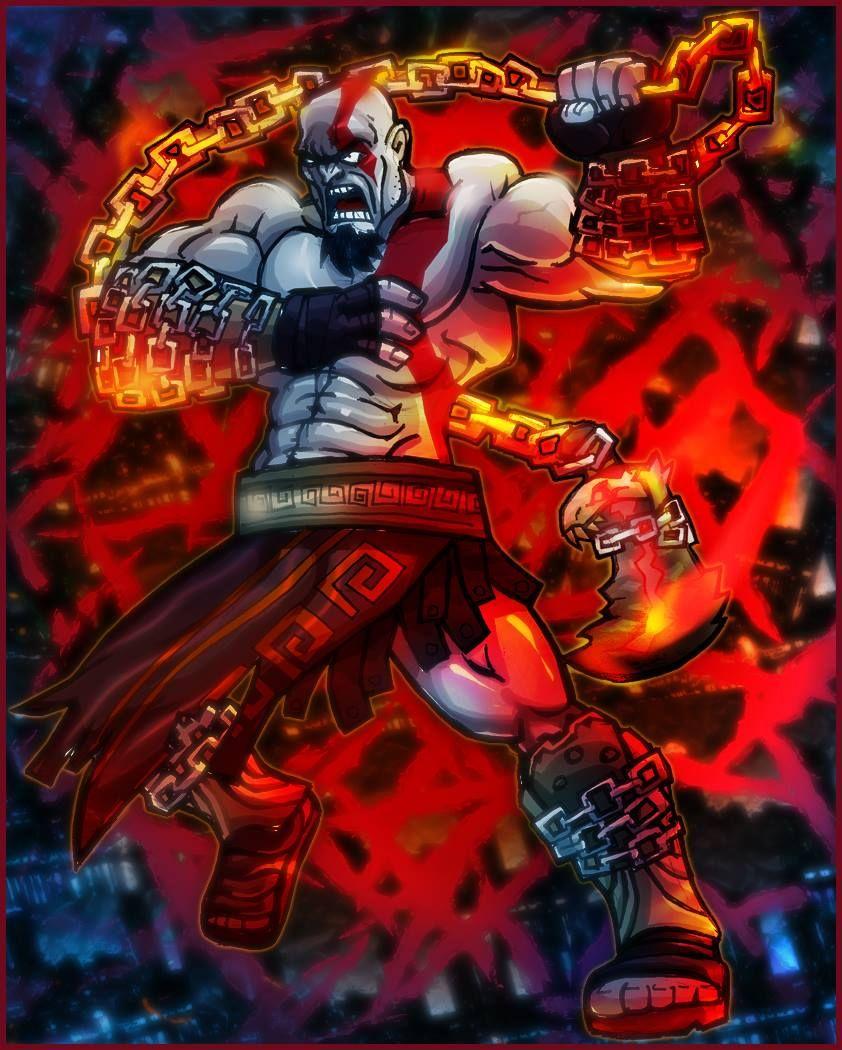 Kratos  | Kratos (Mortal Kombat) | Kratos mortal kombat, God of war
