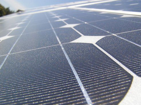 Nanomaterials That Split Sunlight Into Separate Colors Could Bring Solar Panels To 50 Efficiency Solar Panels Solar Cheap Solar Panels