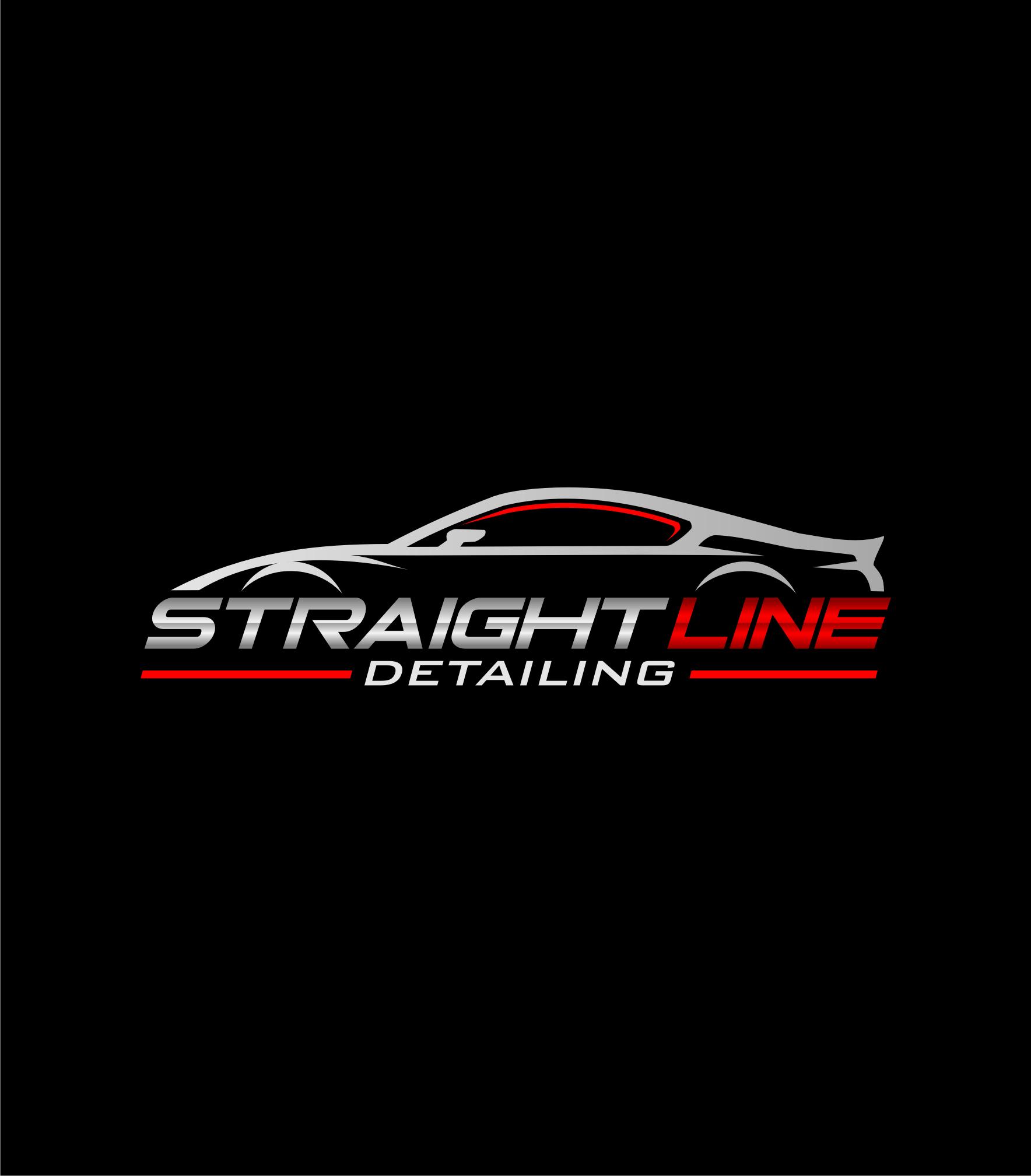 Generic Overused Logo Designs Sold Straightline Automotive