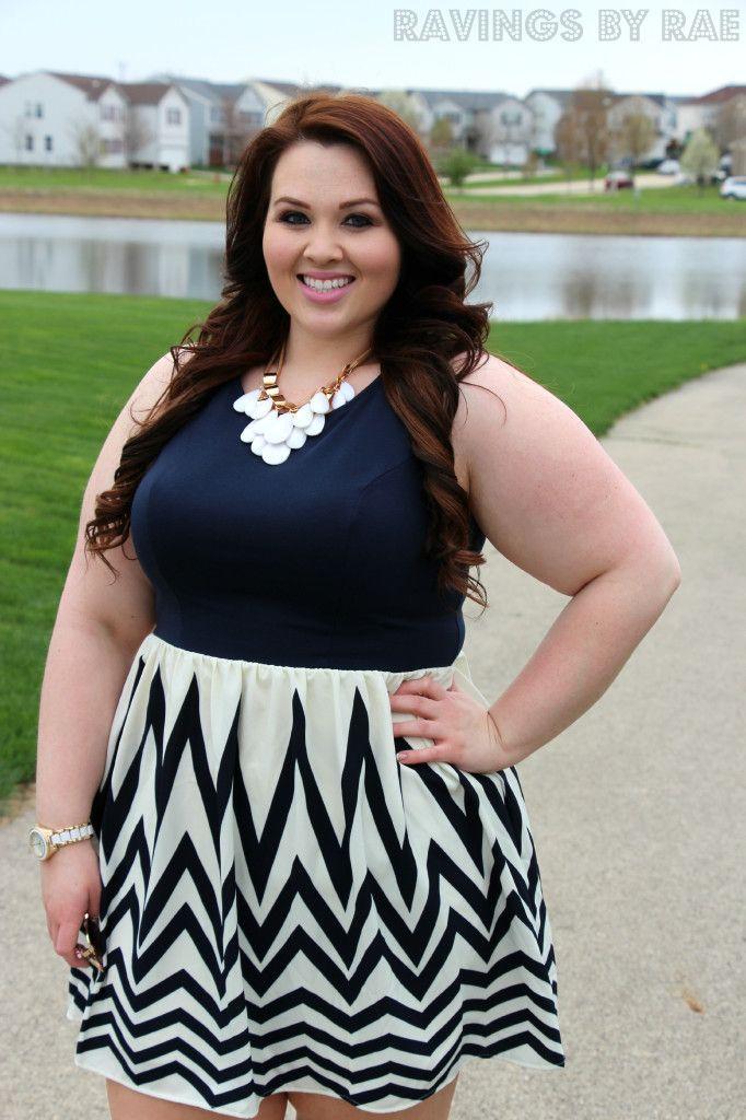 Plus Size OOTD Navy Graduation Dress 4 - Plus Size OOTD Navy Graduation Dress 4 Clothes! Pinterest