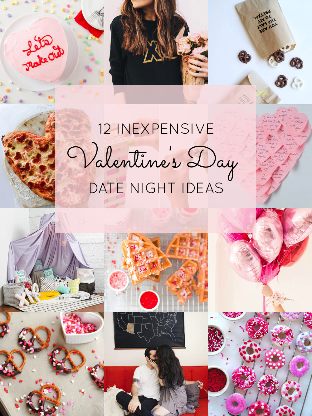 12 Inexpensive Valentine S Day Date Night Ideas From The Comfort Of