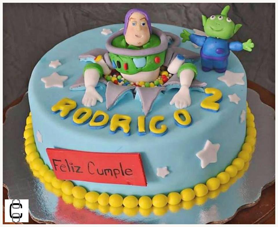 Toy Story Birthday Party Cake Ideas Toy Story Fondant