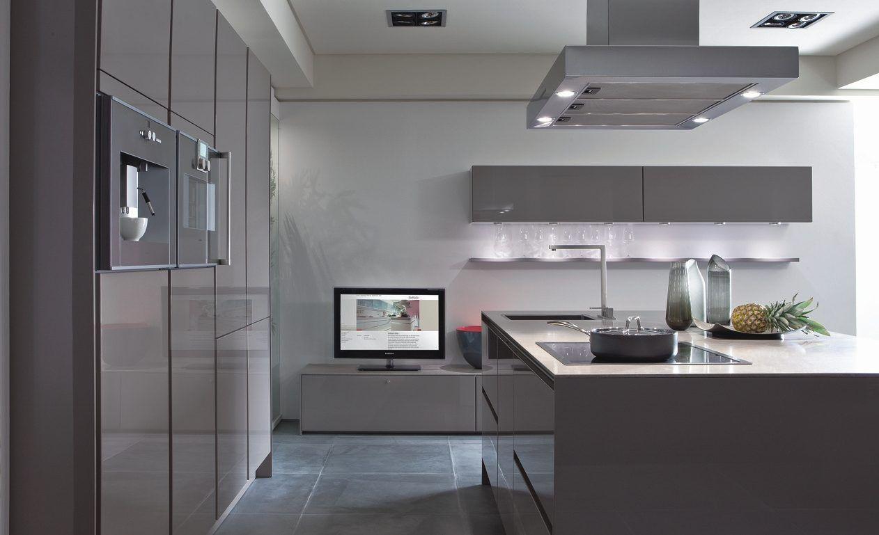 Cozinha minimalista em tons cinzentos | Design | Pinterest