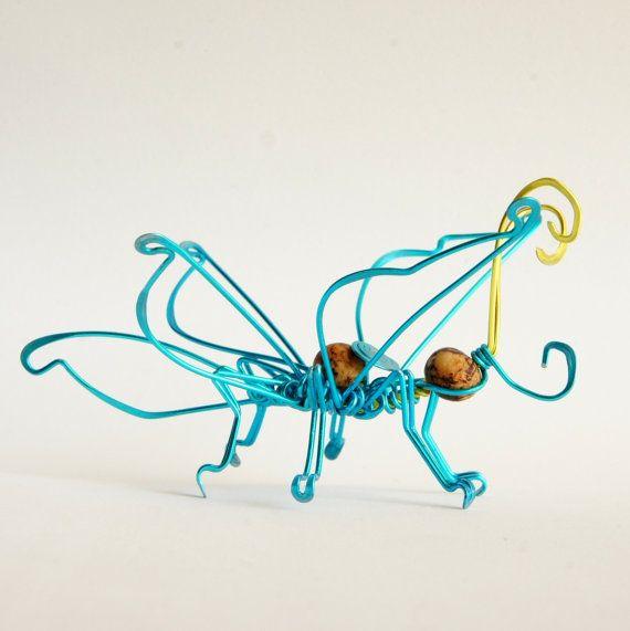 Butterfly sculpture · kids room decor · butterfly art · wire ...