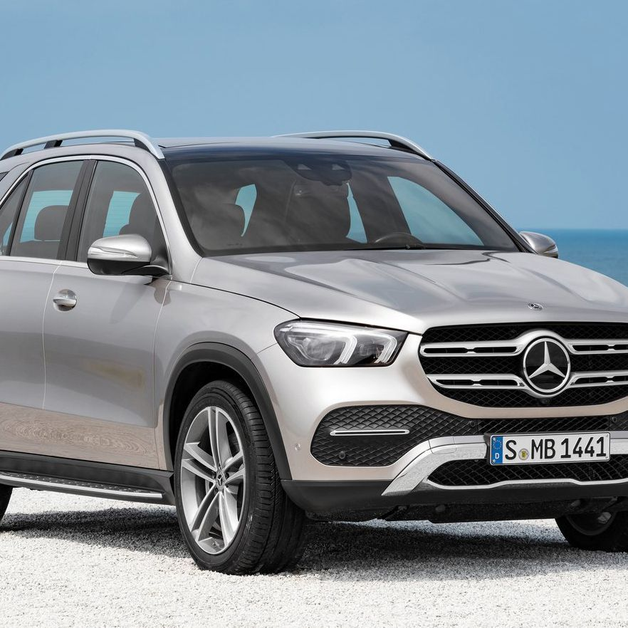 Why The 2020 Mercedes Benz Gle 450 Is The Most Futuristic Gas