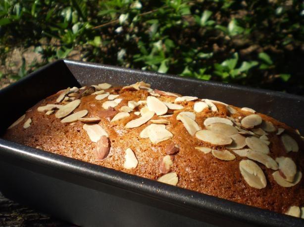 Fijian Honey Cake Recipe - Food.com