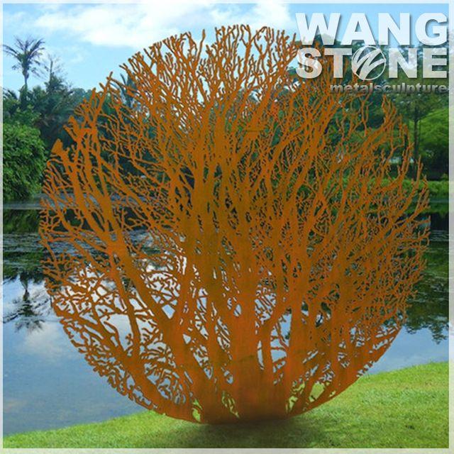 nachhaltige garten kunst skulpturen pflanzen, kunst im garten skulpturen – wohn-design, Design ideen
