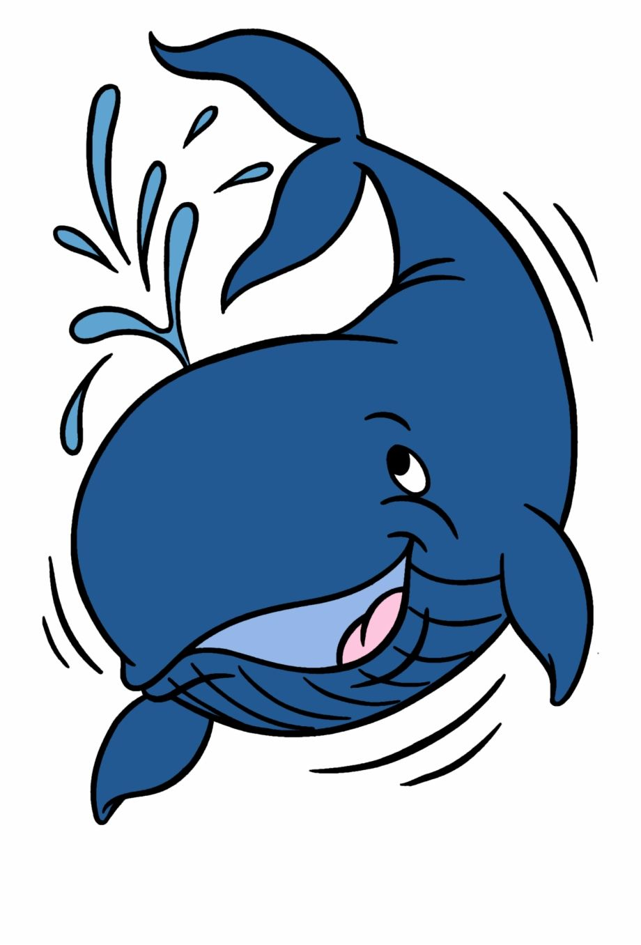 Pin by CoolPng on Cool Cliparts PNG | Cartoon whale, Whale ...