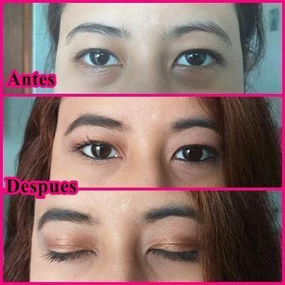 como maquillar los ojos con sombras #hairstyle #makeout #instabeauty #maquillista