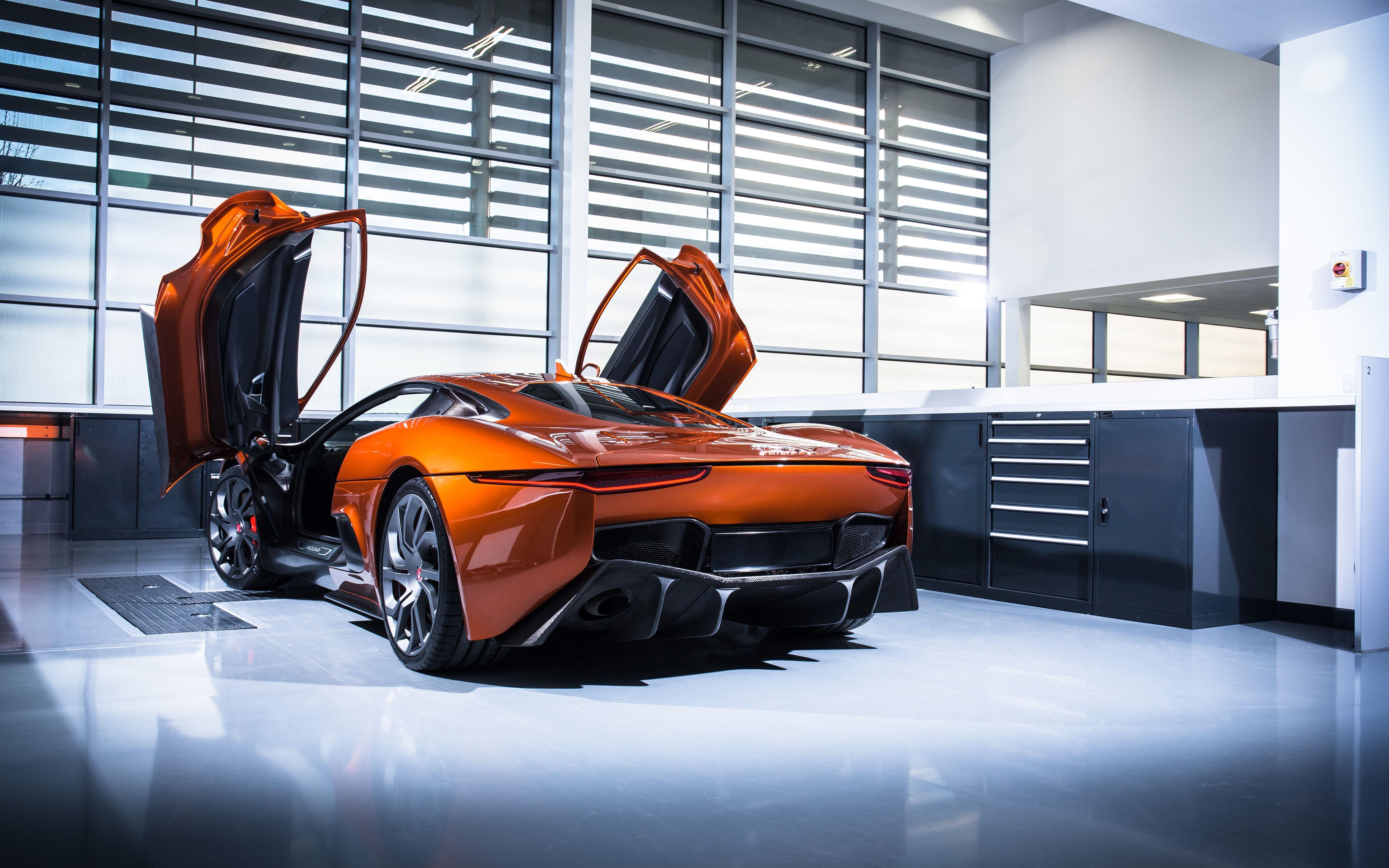 2014 Jaguar CX 75 Concept  Pictures Gallery