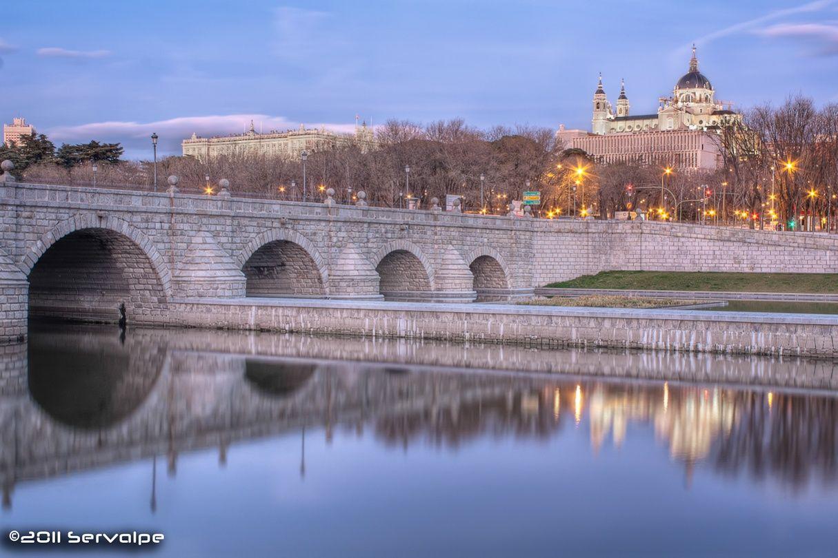 Reflections At Puente de Segovia by Sergio Valverde Pérez on 500px