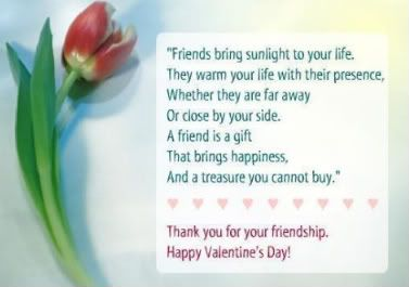 happy valentines day friendship love love quotes quotes friends