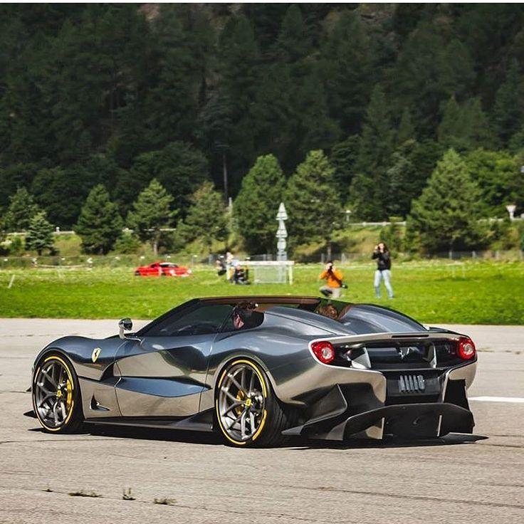 Ferrari F12 Trs Dailyexotic Ferrari F12trs Windowtintzvip Today Pin Ferrari F12 Ferrari Sports Cars Luxury