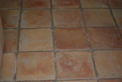 Spanish Terracotta Tiles Mediterranean Floor Santa Barbara Exquisite Ceramics