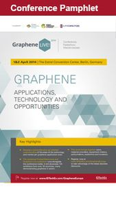 Graphene LIVE! #emea Europe 2014 #Graphene Production,  Applications and Investment