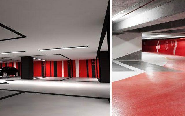 Garajes dise ados por arquitectos e interioristas garajes pinterest - Arquitectos interioristas ...