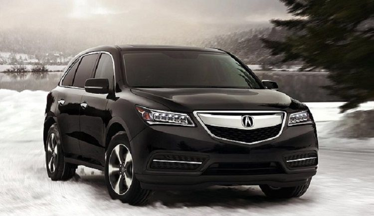 2018 Acura Mdx Redesign Release Date Pictures