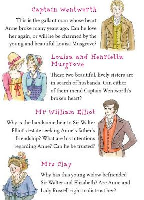 Persuasion character quotes