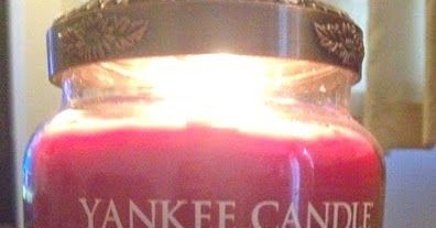 how to stop yankee candles smoking