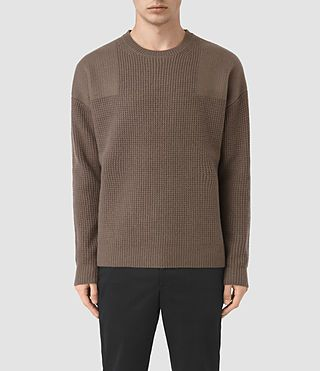 ALLSAINTS ORFORD CREW SWEATER. #allsaints #cloth #