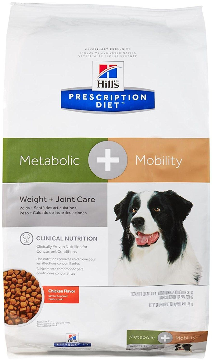 Hill S Prescription Diet Metabolic Mobility Canine Chicken Flavor 24lbs You Can Get More Details Here Dog Dry Dog Food Chicken Flavors Diet Dog Food