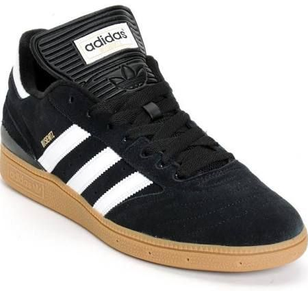 adidas Busenitz Pro Black, White, \u0026 Gum