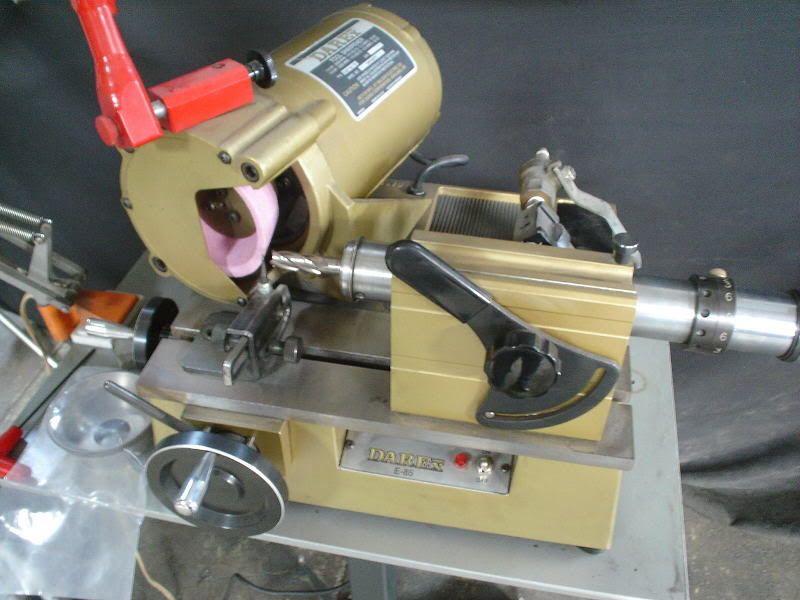 darex e 85 90 endmill grinder universal cutter grinder. Black Bedroom Furniture Sets. Home Design Ideas