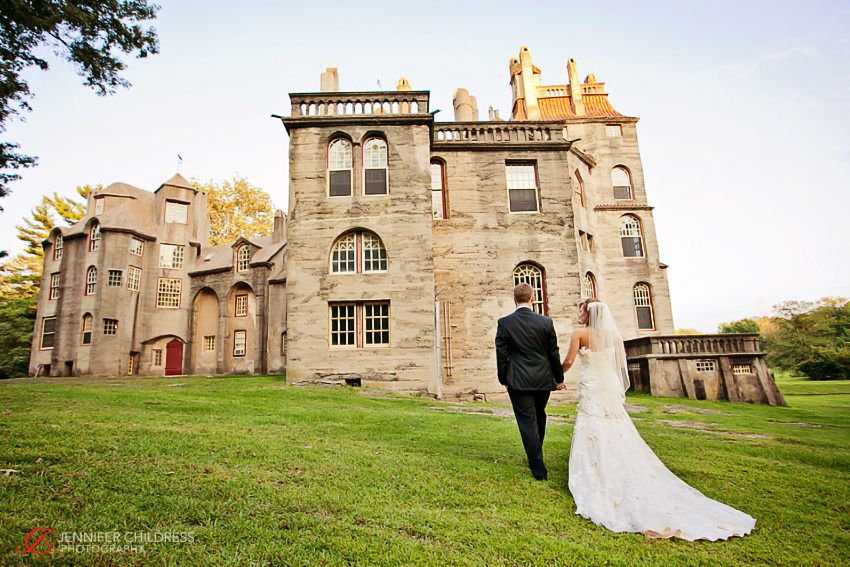 Fonthill Castle Wedding Also A Cool Option